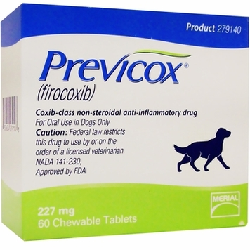 Picture Previcox for dogs 227 mg